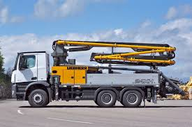 Concrete Pump Hire Buckinghamshire