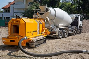 Concrete Pump Hire Oxfordshire