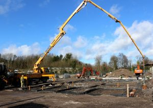 Concrete Pump Hire Berkshire